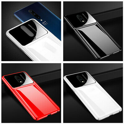 $ CDN1.48 • Buy For OnePlus 1+ 7 Pro 7 Luxury Thin Shockproof Rigid Hard Smooth Back Case Cover