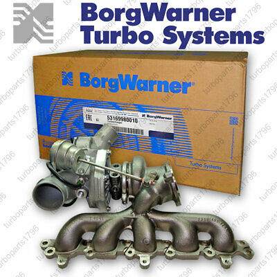 AU2622.40 • Buy 53169700010 Turbolader Ford Focus 2 II RS 305Ps Bis 360Ps Motor JZDA 9M5N6K682AA