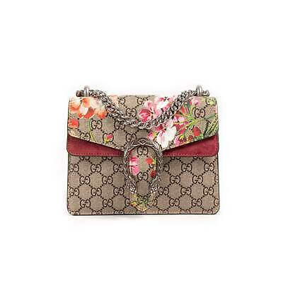 $ CDN2004.19 • Buy Gucci GG Blooms Supreme Dionysus Mini Shoulder Bag