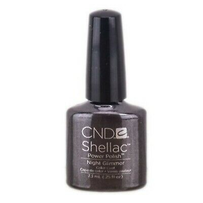 AU12.36 • Buy  Creative CND Shellac Soak Off Gel Polish  ~  Night Glimmer .25 Oz UV Gel Polish