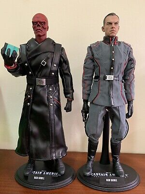 AU800 • Buy 1/6 Hot Toys Captain America First Avenger MMS167 Red Skull With Extra Body
