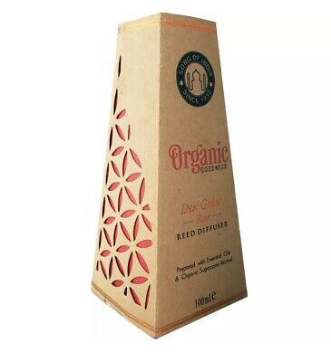 AU30 • Buy Organic Goodness Rose Reed Diffuser Brand New