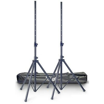 £42.99 • Buy Stagg Speaker Tripod Stands (Pair) And Carry Bag SPSQ10 DJ Disco PA Stand UK