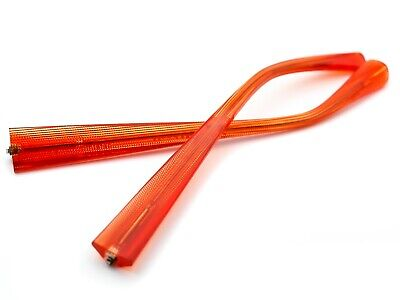 £43.16 • Buy Alain Mikli Eyeglasses Arms Temples Replacements Spare A0409 13 Orange 135 Mm
