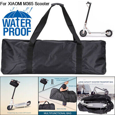 $16.89 • Buy Portable Waterproof Oxford Cloth Carrying Bag Handbag For Xiaomi M365 Scooter