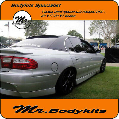 AU195 • Buy Mr Plastic Made Rear Roof Spoiler Wing -vt/vx/vy/vz Hsv Clubsport/r8/gts/ss/836
