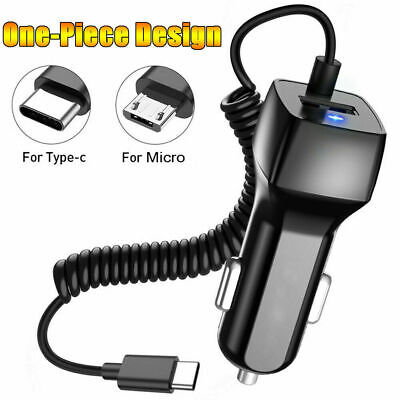 $ CDN4.79 • Buy For Samsung Galaxy S9 S10 Plus Quick Car Charger Adaptive Fast Type-c Charger