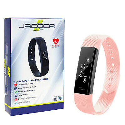 AU28 • Buy Fitness Tracker Watch Jaeger Alta PINK HR Heart Sleep Step Smart Watch Fitbit Tp
