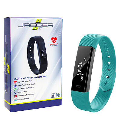 AU28 • Buy Fitness Tracker Watch Jaeger Alta TEAL HR Heart Sleep Step Smart Watch Fitbit Tp
