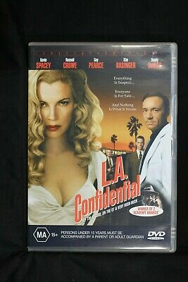 AU14.99 • Buy L.A. Confidential - Kevin Spacey, Russel Crowe & Guy Pearce - R 4 -  (D475)