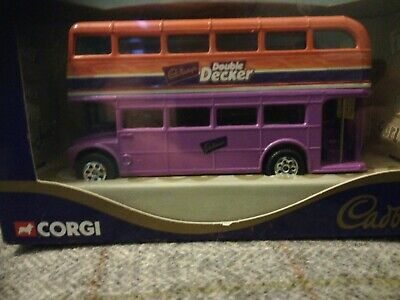 $ CDN60.33 • Buy Corgi Cadbury's Double Decker AEC Routemaster 32303 Mint Condition ,box Also