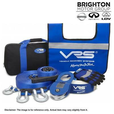 AU270 • Buy New Complete VRS 10-Piece Winch 4x4 Recovery Kit RRP $342
