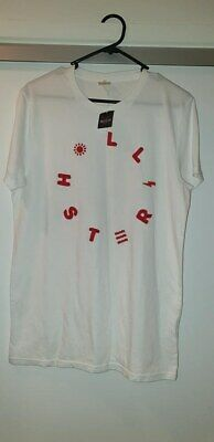 AU19.99 • Buy Brand New With Tags Hollister T Shirt Unisex Mens Womens Size Small
