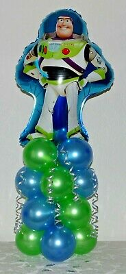 £5.99 • Buy Buzz Lightyear Toy Story - Foil Balloon Display Kit - Table Decoration Uk Seller