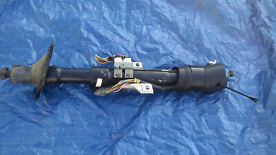 1986 1991 Ford Truck TILT STEERING COLUMN M/T F150 F250 Bronco Floor Shift • 265$