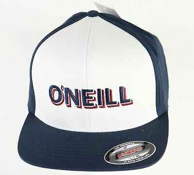 $19.95 • Buy New O'Neill Hat L XL Flexfit Blue White