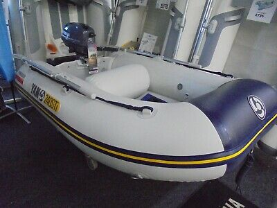 Inflatable Boat By Yamaha • 629£