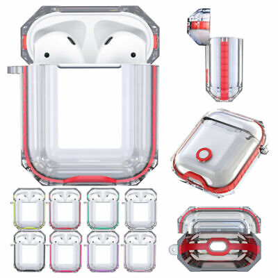 $ CDN8.80 • Buy For Apple AirPods Case Clear Protective AirPod Charging Earphones Case Cover