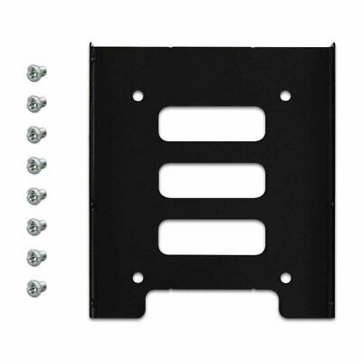 AU3.38 • Buy 2.5  To 3.5  Bay SSD Metal Hard Drive HDD Mounting Bracket Adapter Dock / Tray