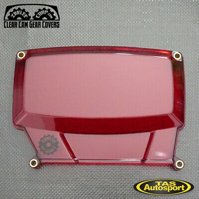 AU190 • Buy Zaklee Toyota 4AGE Inline Red Cam Gear Cover