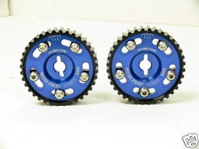 AU117.14 • Buy OBX Blue Cam Gear Sprocket For 84-89 Toyota Corolla 4AG/E 4AGE DOHC 2PC