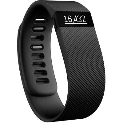 $ CDN50 • Buy Fitbit Charge HR Wristband Activity Tracker - Small, Black
