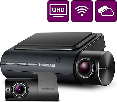 AU480.69 • Buy THINKWARE Q800PRO Dual Dash Cam Front And Rear Camera For Car, 1440P, 32GB I NEW