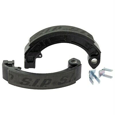 Vespa PX 125 - 200 Disc Rear Brake Shoes Greatest Quality By SIP-SCOOTERSHOP • 22.99£