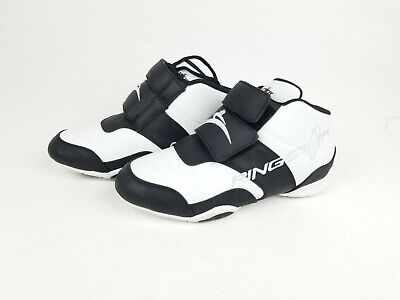 $69.90 • Buy Ringstar Fight Pro Martial Arts Karate Sparring Shoes WHITE Or BLACK -Sz 5