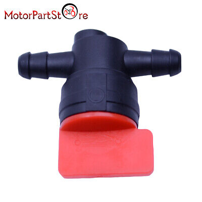 AU7.21 • Buy 6mm Universal Inline On / Off Fuel Tap Fits 1/4 Pipe Hose