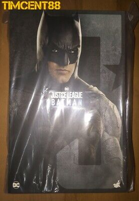 $ CDN405.98 • Buy Ready Hot Toys MMS455 Justice League Batman Ben Affleck 1/6 New Normal Version