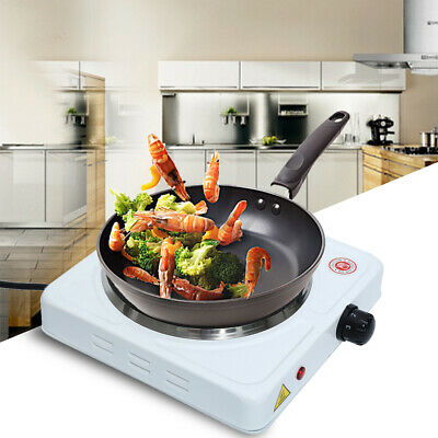 £14.69 • Buy Electric Hot Plate Single Ring 1500W Portable Table Top Kitchen Cooker Stove