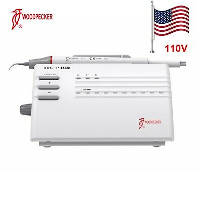 $269.99 • Buy Woodpecker Dental Ultrasonic Piezo Scaler Teeth Cleaner UDS-P LED 110V USA