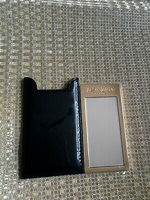 £19.99 • Buy YSL Beauté Makeup Mirror With Case & YSL Gift Bag/Ribbon New* Limited Edition