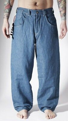 £129.99 • Buy Levis Red A-Lined BAGGED Tapered Dropped Crotch Cinch Back Jeans W27 £580 New