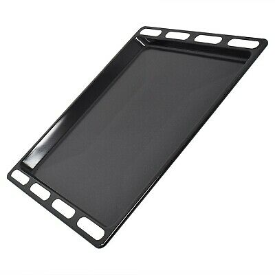 £17.95 • Buy Hotpoint Cooker Oven Enamel Grill Pan Drip Baking Tray GENUINE