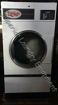 View Details UniMac UT075EOM Tumble Dryer, 75Lb, 208V, 3Ph, OPL, Reconditioned • 2,700.00$