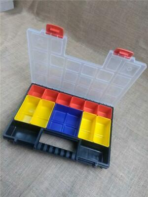 Clearance S1-248965 13 Compartment Organiser Parts Storage Box Multi Section • 6.55£