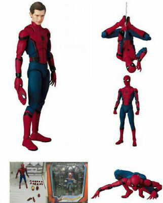 $ CDN26.46 • Buy MAF 047 Spider Man Homecoming The Spiderman Tom Holland PVC Action Toys-HOT
