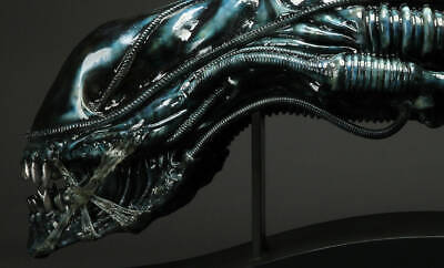 £2477.96 • Buy Extremely Rare! HR Giger Aliens Lifesize Alien Warrior Head LE Of 300 Fig Statue