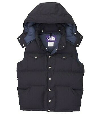 $259.99 • Buy Nwt The North Face Purple Label 65/35 Hooded Sierra Down Vest Rare Msrp $470 M