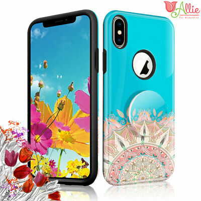 AU10.68 • Buy For Apple IPhone Xs Max 8 Plus 7 [MANDALA] Stick Stand Case For Women Girls