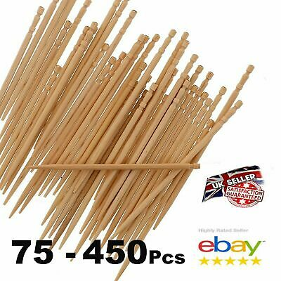 £2.60 • Buy Wooden Bamboo Toothpicks Stick Cocktail Fireworks Sandwich CHERRY OLIVES