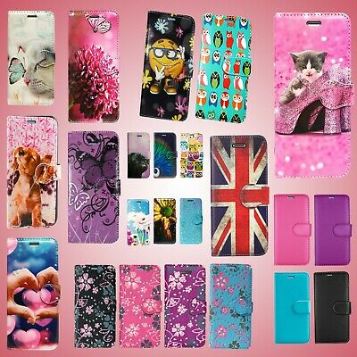 AU7.01 • Buy For Sony Xperia Xz3 Model H8416 H9436 Wallet Leather Book Phone Safe Case Cover