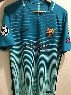 official photos 26979 39f11 barcelona champions league jersey