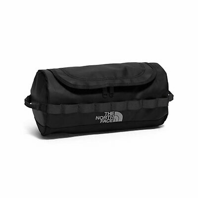 The North Face Base Camp Travel Canister L Tnf Black Beauty Case New • 38.69£
