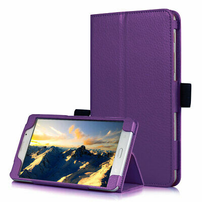 AU9.43 • Buy Slim Leather Case Cover For Samsung Galaxy Tab A 7.0 7-inch Tablet SM-T280 /T285