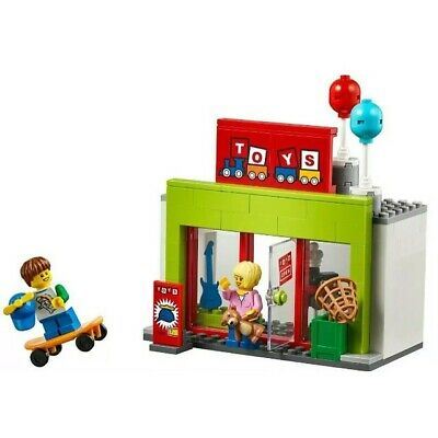 LEGO Toy Shop Split From Lego City Set 60233 New No Box • 19.99£