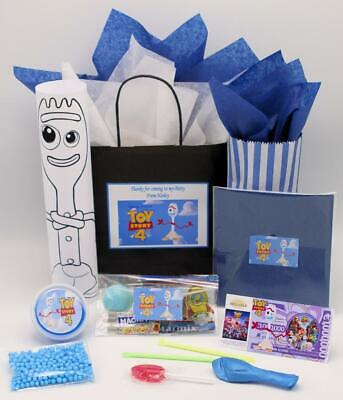 Boys & Girls Party Bag Pre Filled  Choose From The Many Themes Available • 1.95£
