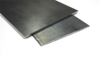 MILD STEEL SHEET PLATE: 1mm - 5mm THICK • 3.75£